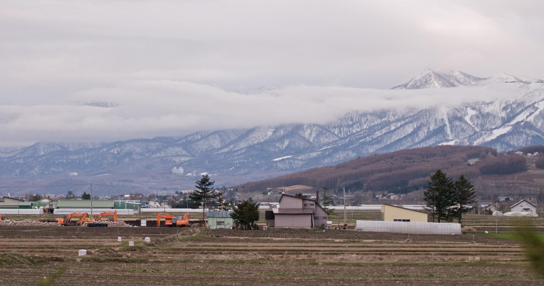 Северный Хоккайдо