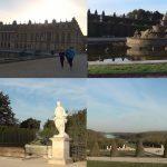 париж Версаль сады версаля